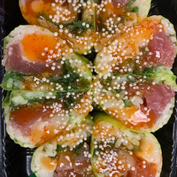 C37 Green Apple Roll